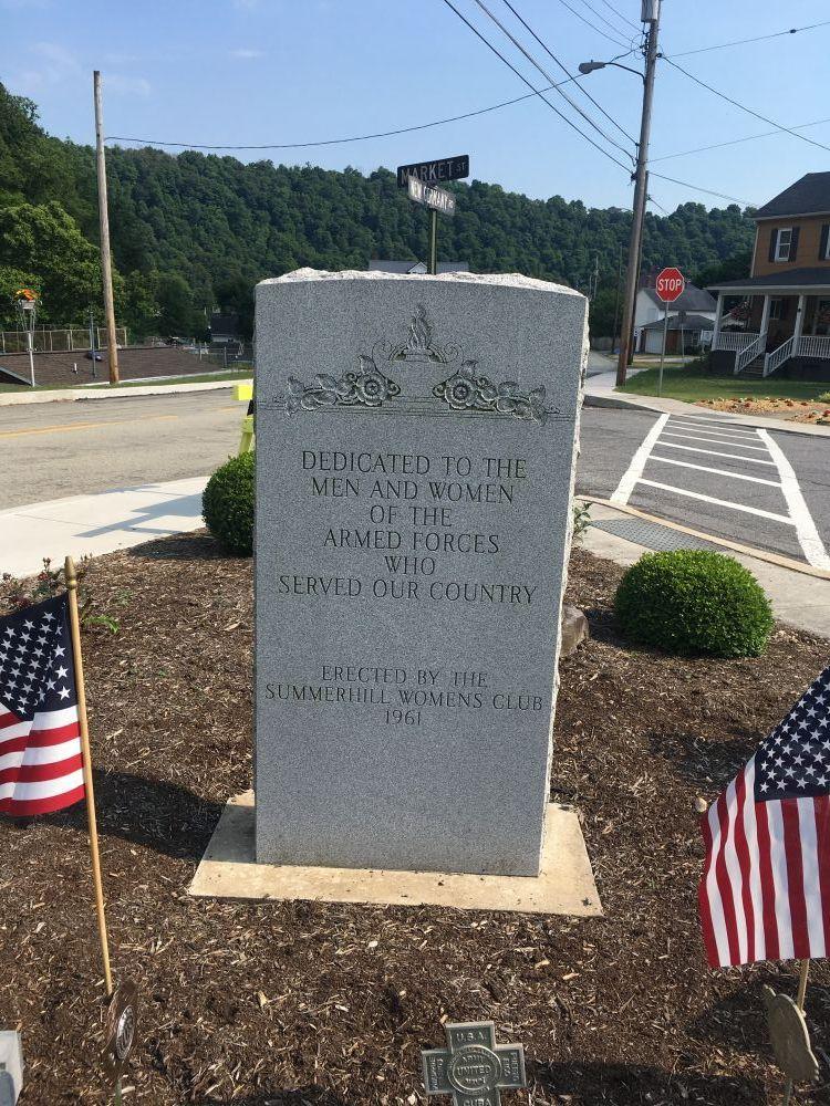 Summerhill Veterans Memorial