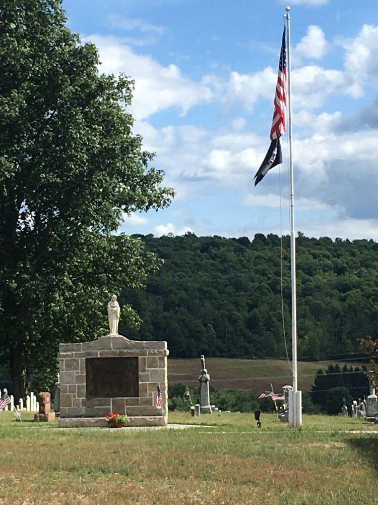 Saint Augustine's Parish Veterans Memorial