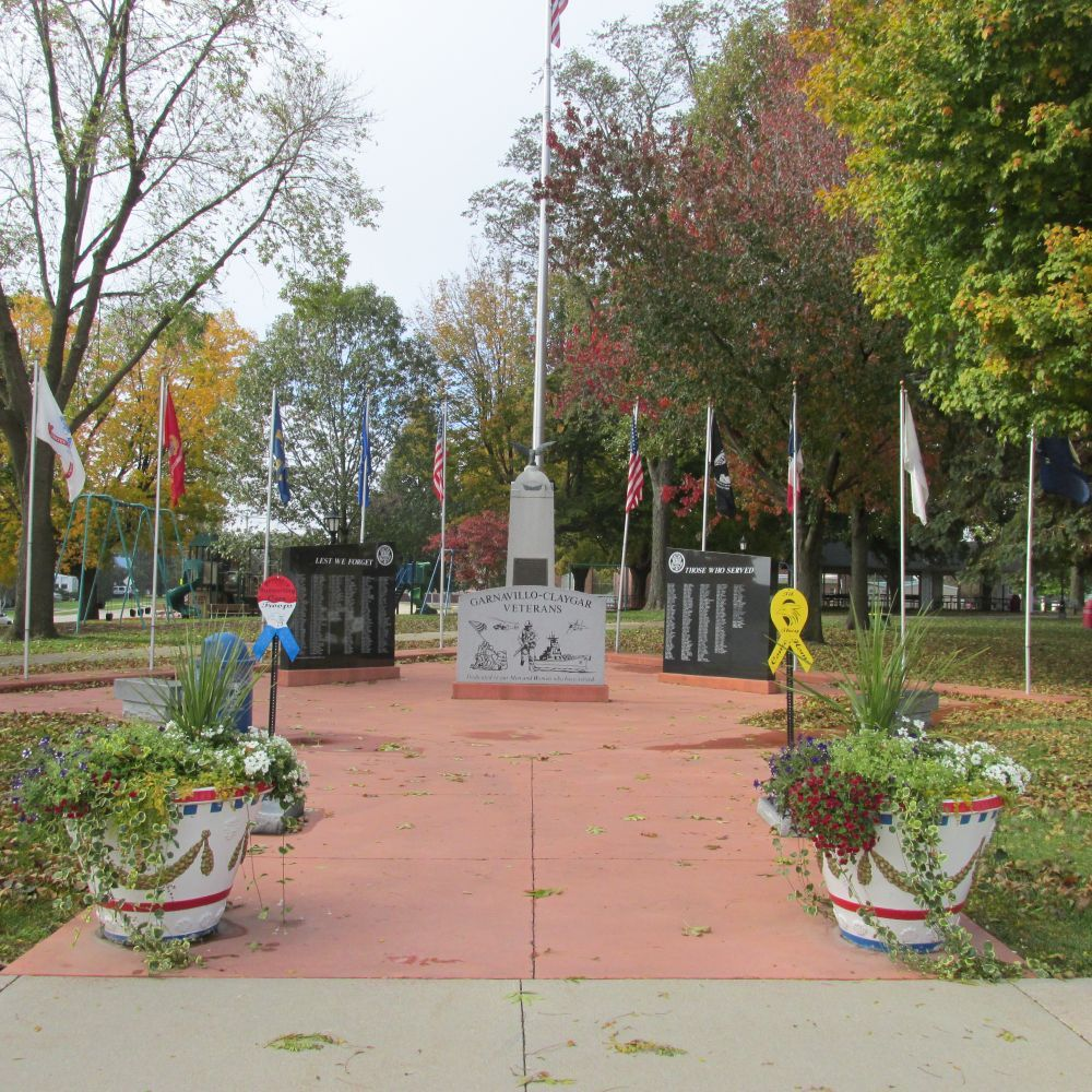 Garnavillo-ClayGar Veterans Memorial