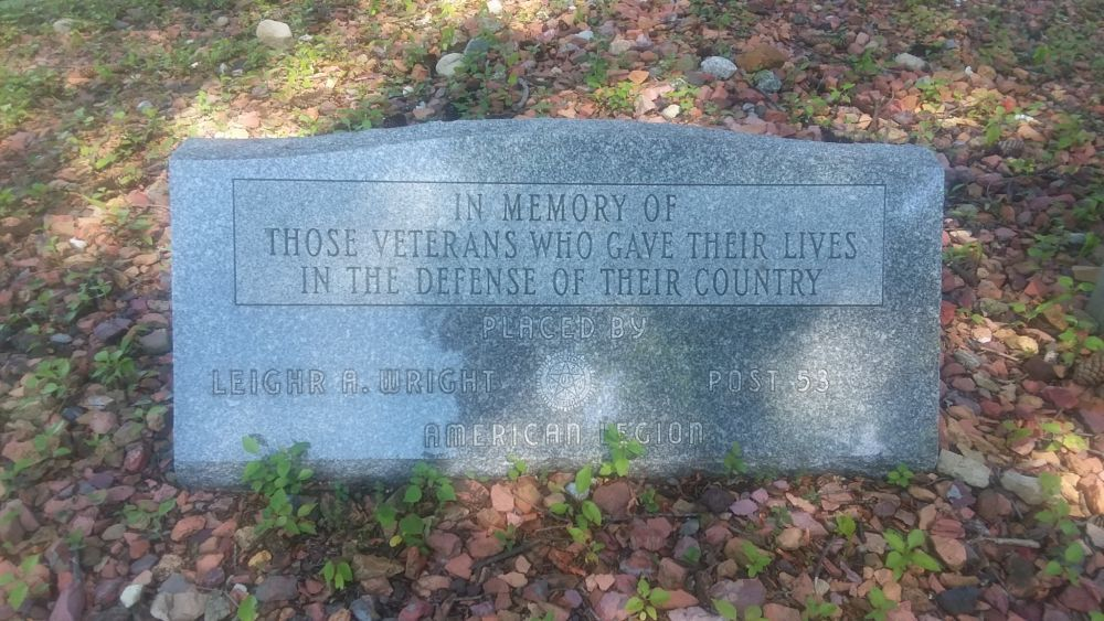 Pine Tree Memorial