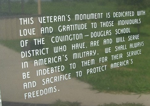 Covington War Memorial