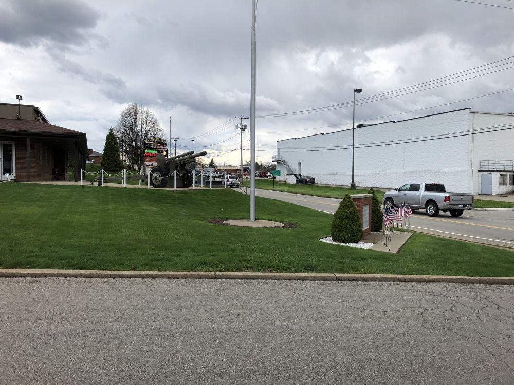 Post 868 Veterans Memorial