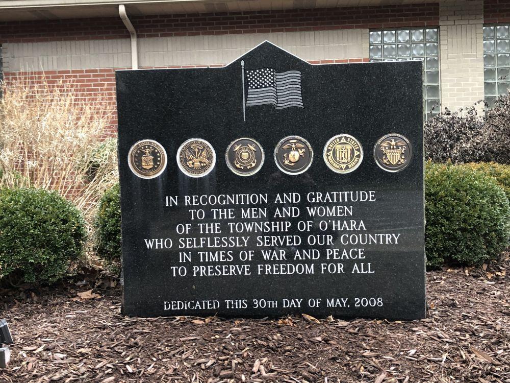 O'Hara Township Veterans Memorial