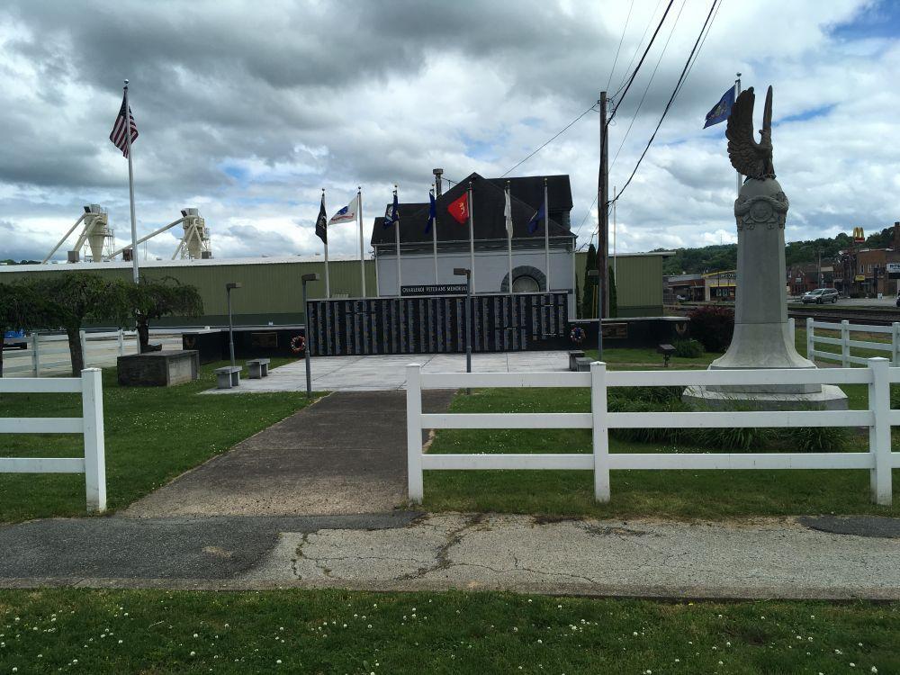 Charleroi Veterans Memorial