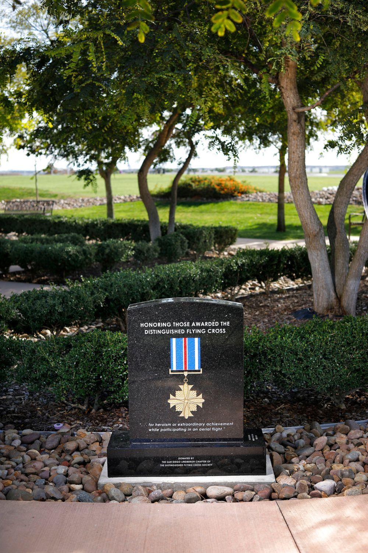 Distinguished Flying Cross Memorial Miramar