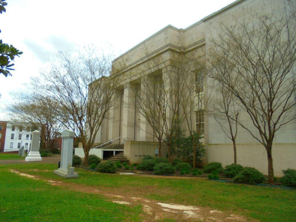 Lawrence County Veterans Memorial
