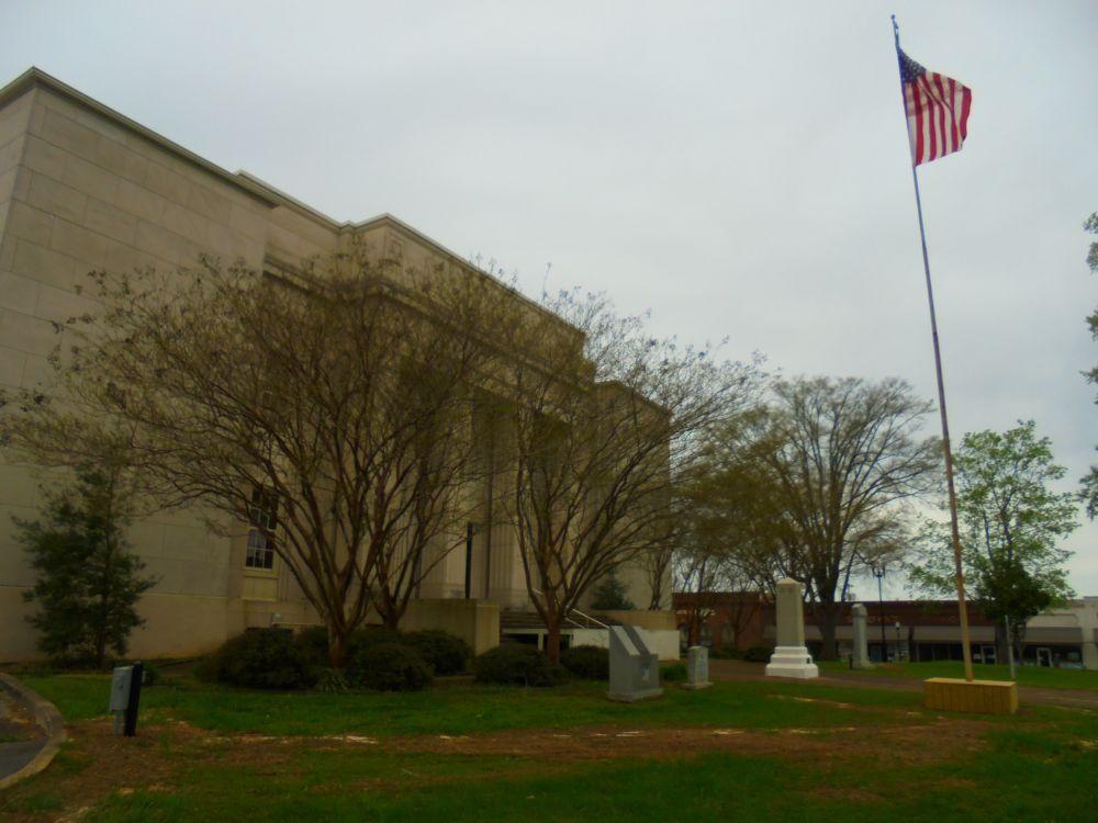 Lawrence County Vietnam Veterans Memorial