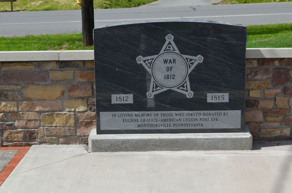 Lycoming County War of 1812 Monument