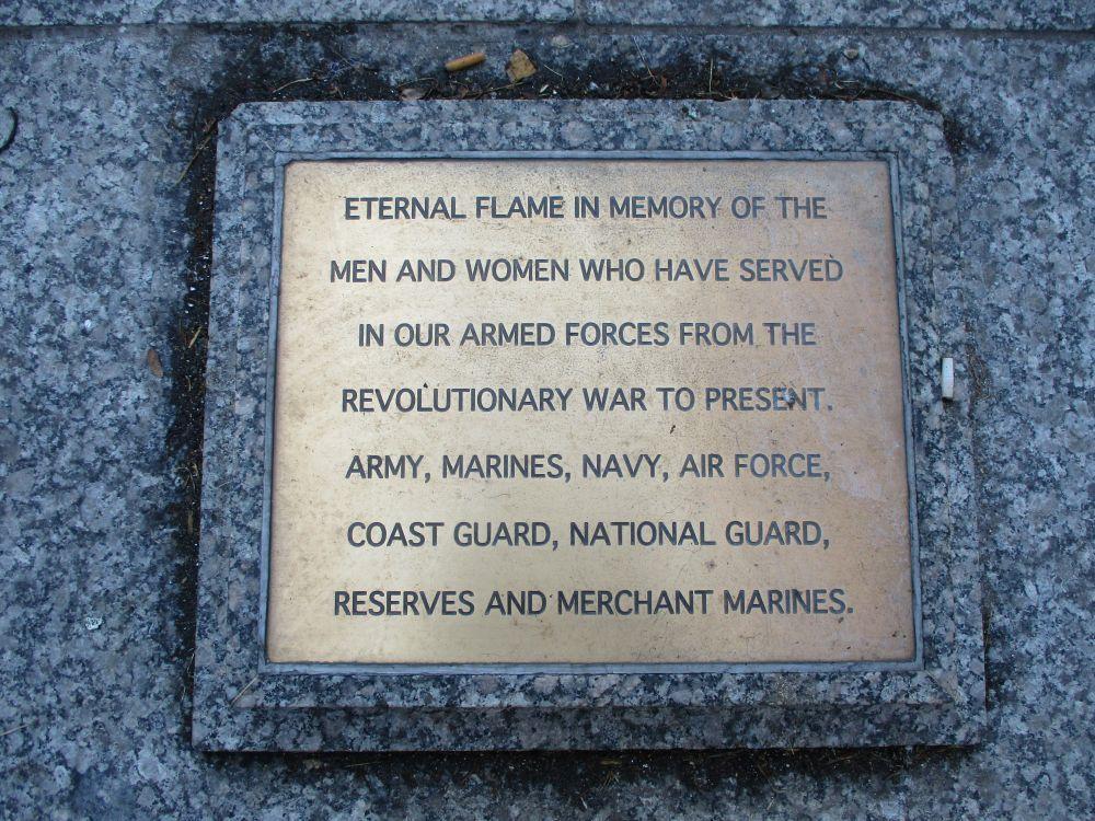 Daley Plaza Veterans Memorial