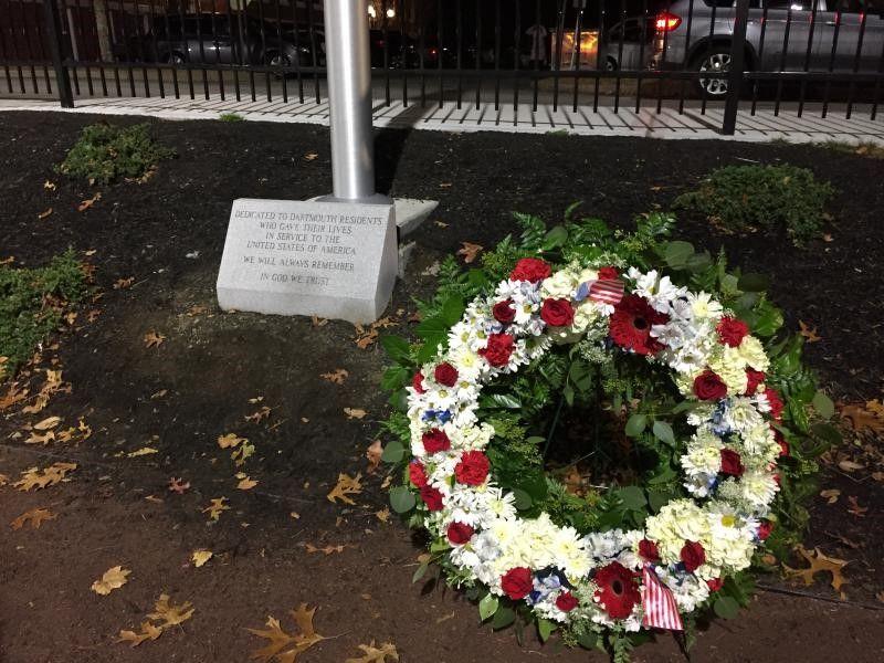 Dartmouth's Honored Fallen Memorial