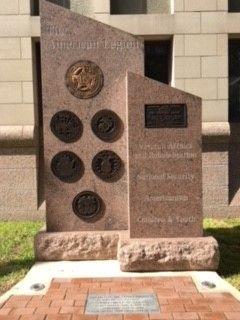 Department of Texas American Legion Memorial