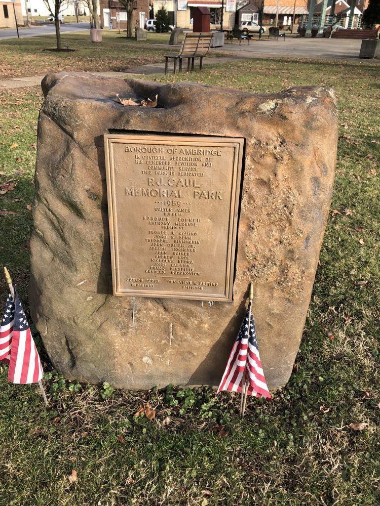 P.J. Caul Memorial Park