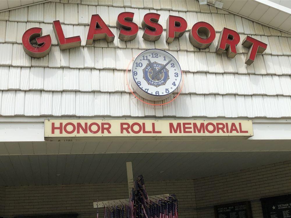 Glassport Honor Roll Memorial Park
