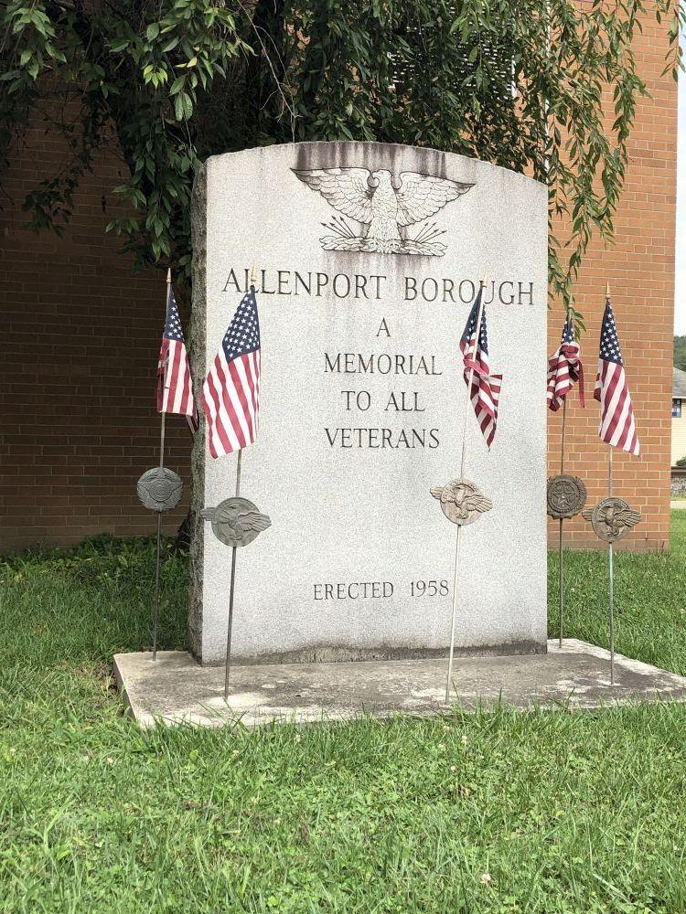 Allenport Veterans Memorial