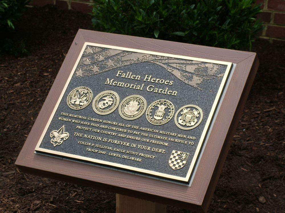 Fallen Heroes Memorial Garden