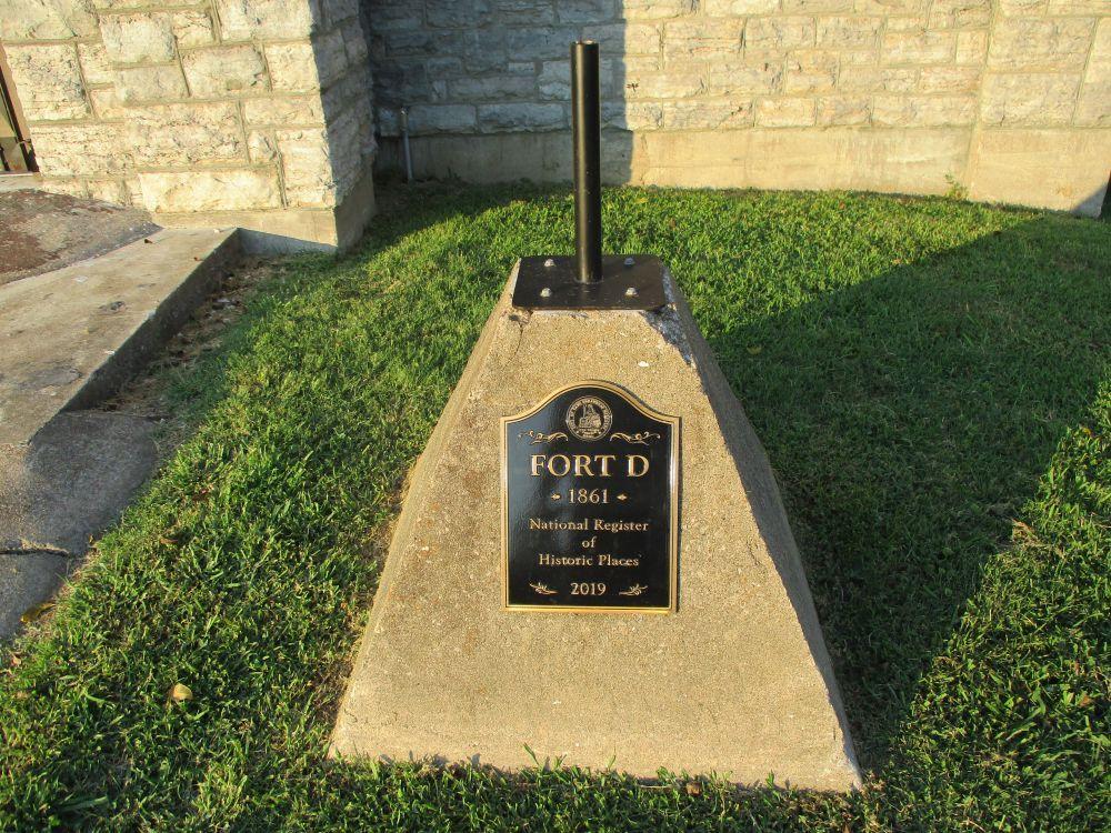 Fort D Memorial