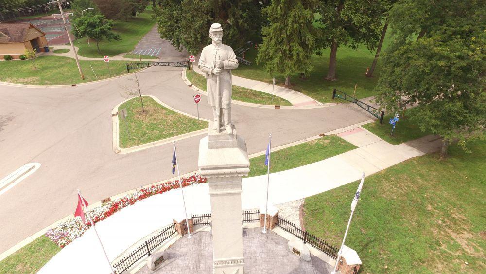 Hastings Michigan Veterans Memorial