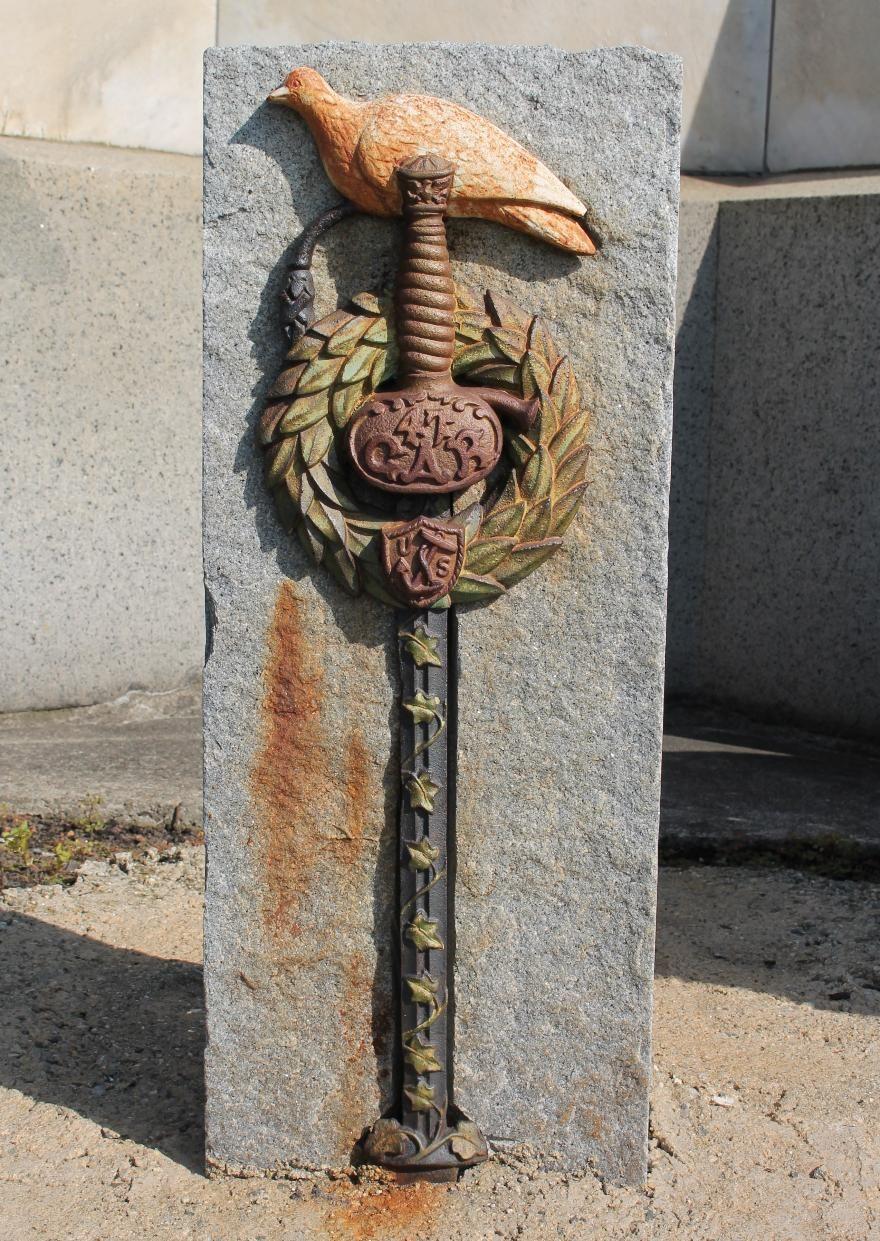 Civil War Memorial, Haverhill, Massachusetts