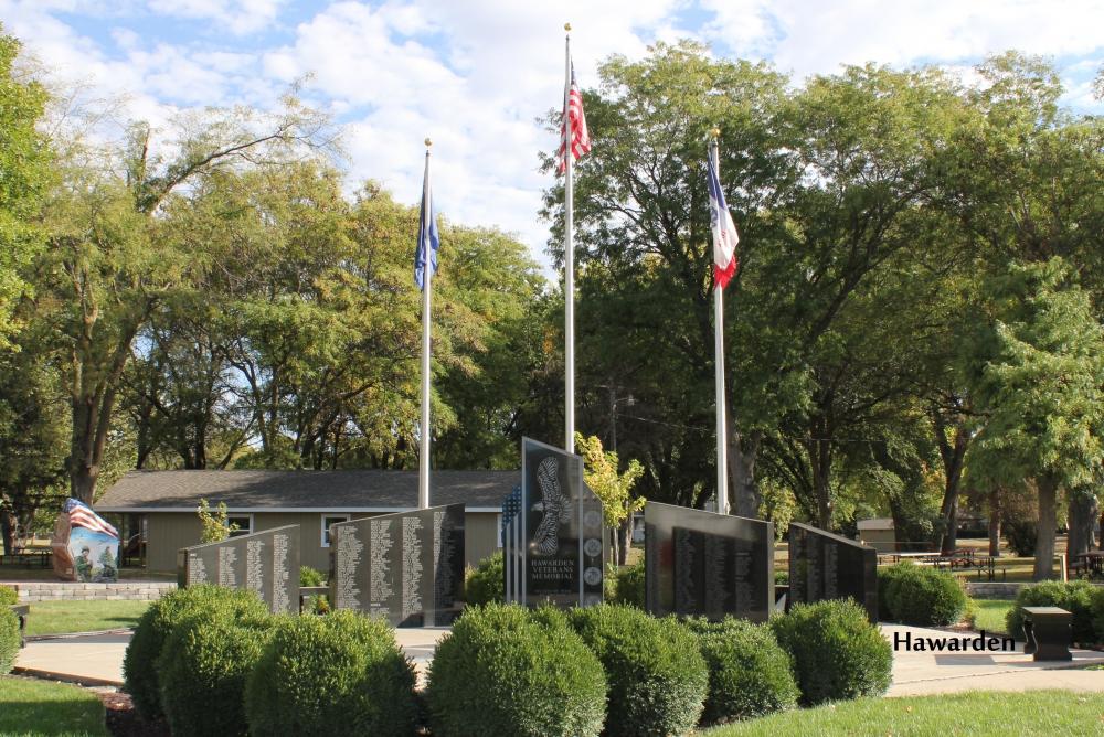 Hawarden Veterans Memorial