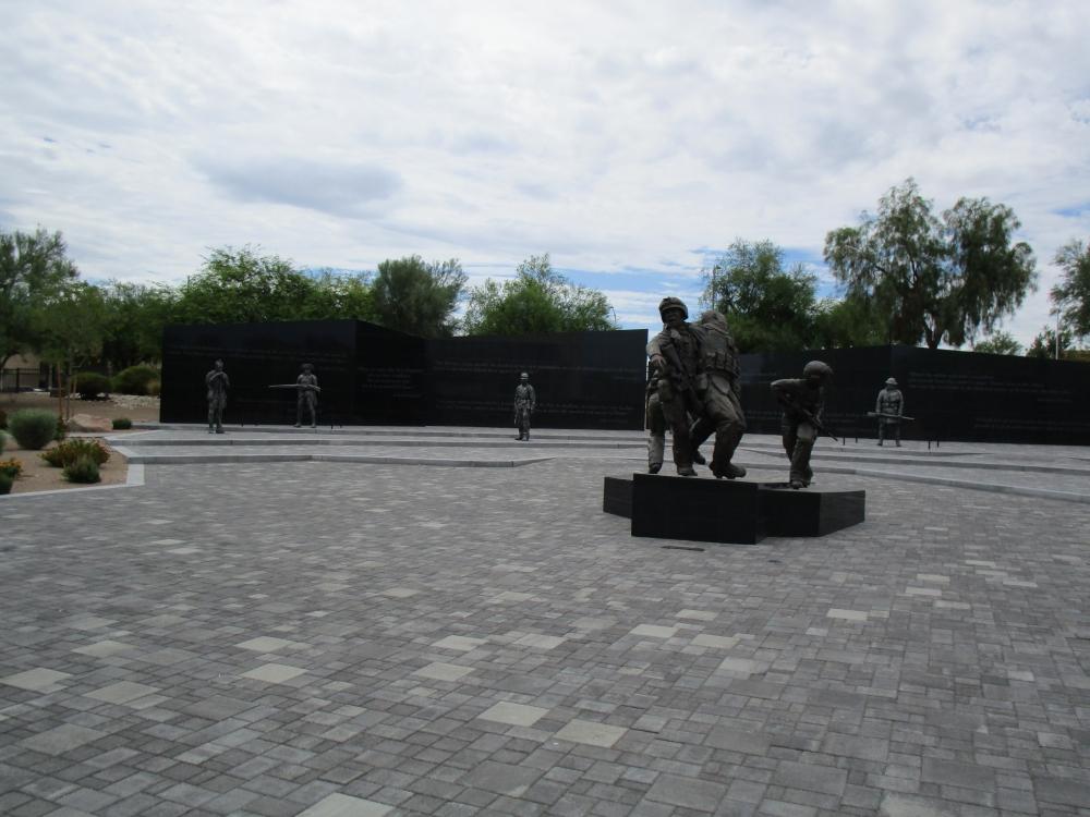 Nevada State Veterans Memorial