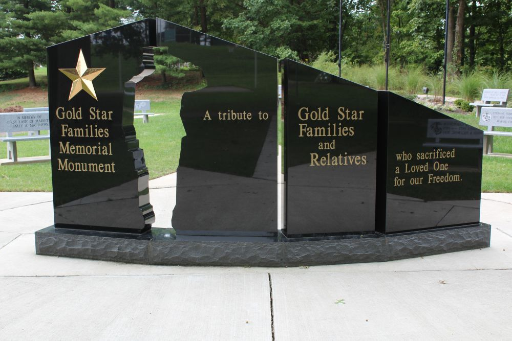 Gold Star Families Memorial, Marietta, Ohio