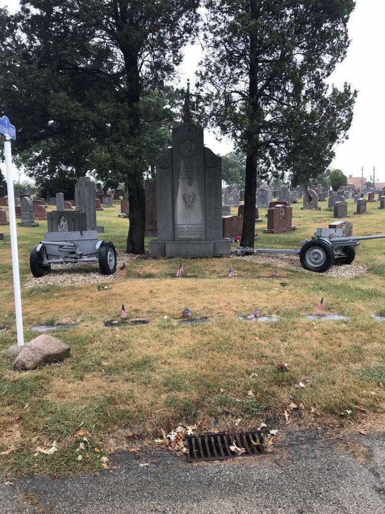 Queen of Heaven Cemetery Polish Memorial