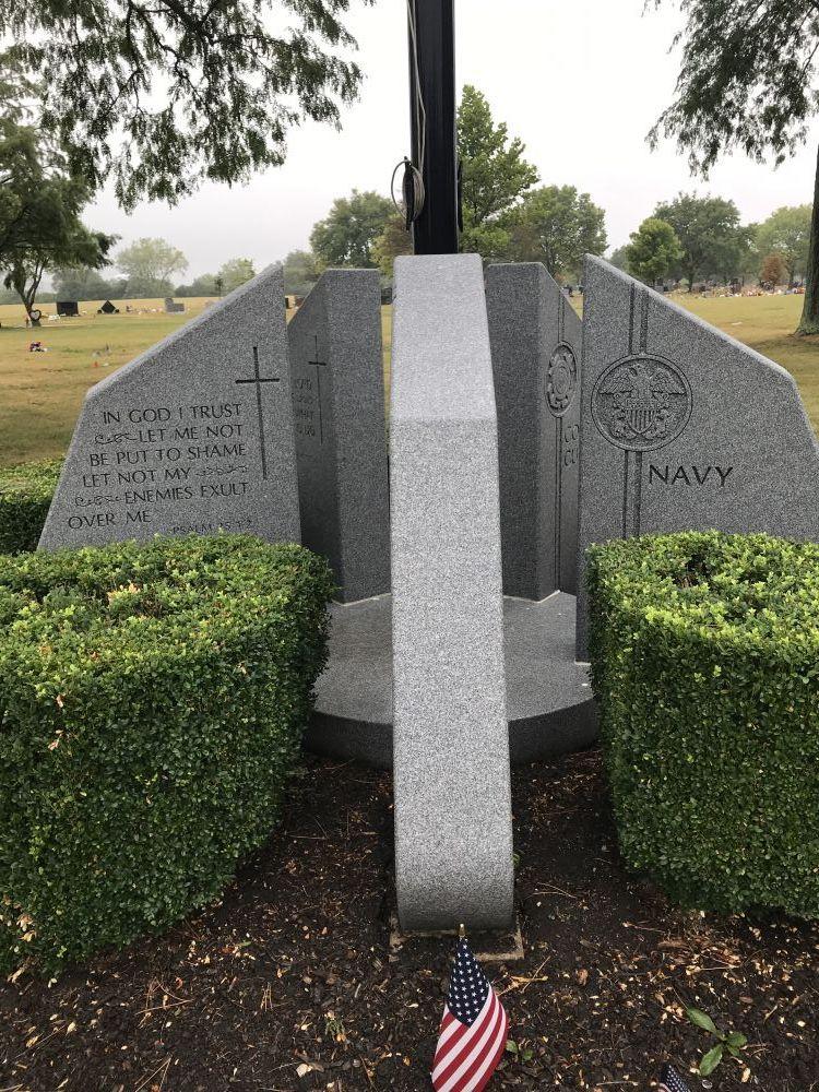 Queen of Heaven Cemetery Memorial