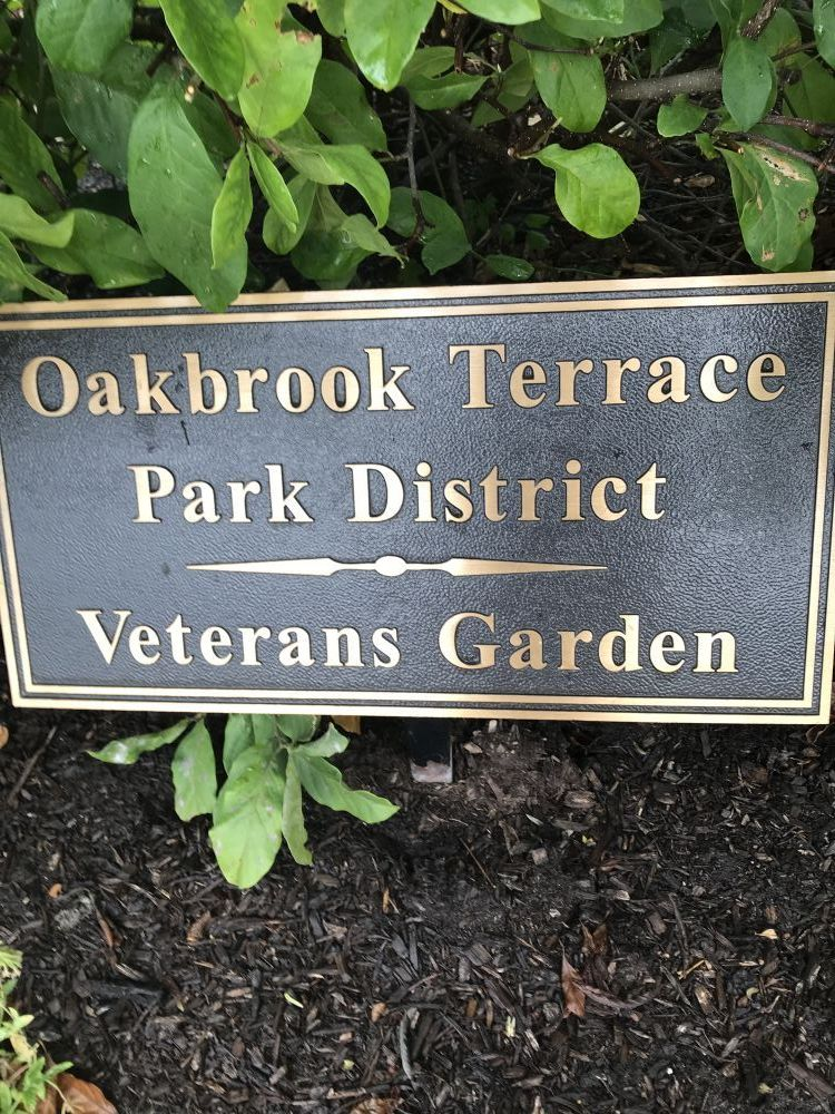 Oakbrook Terrace Veterans Memorial