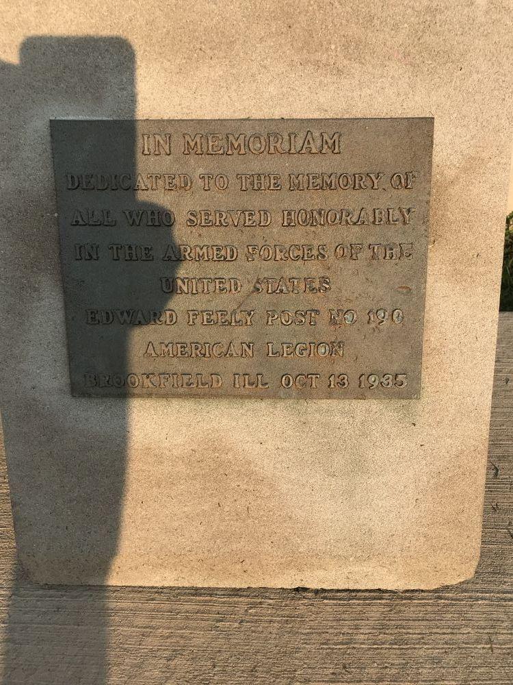 Brookfield American Legion Memorial