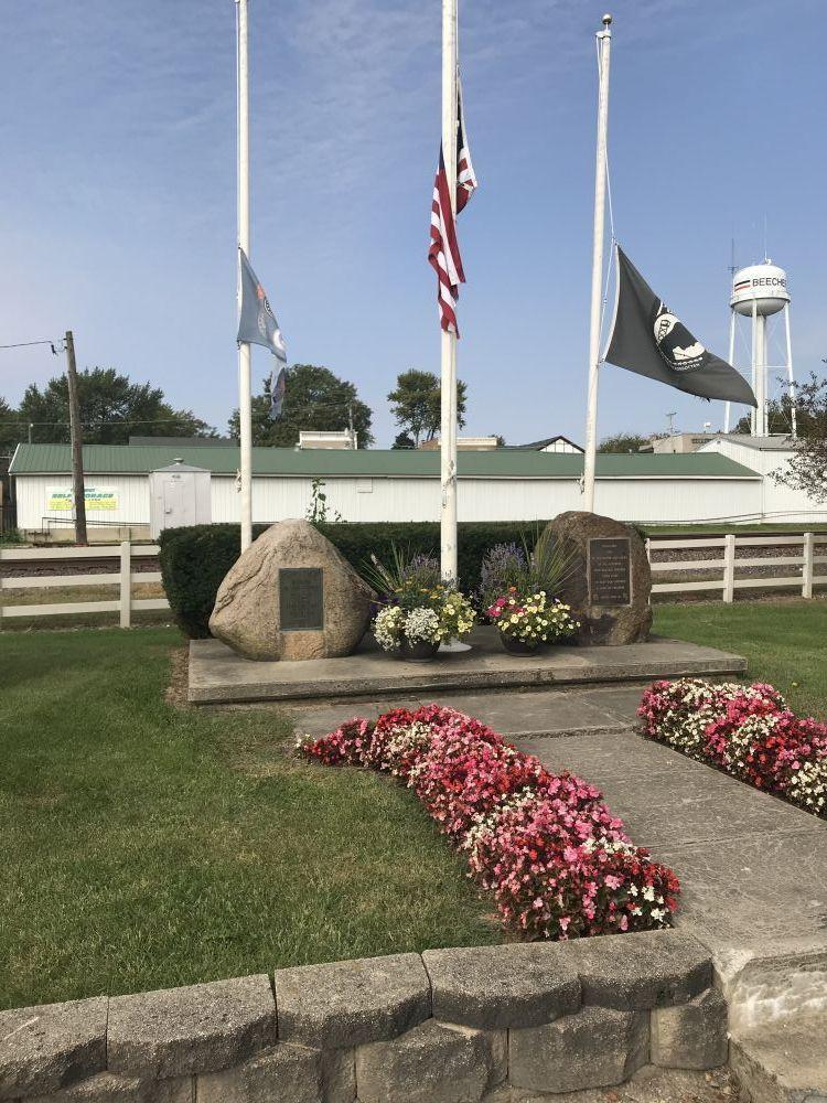Beecher Memorial