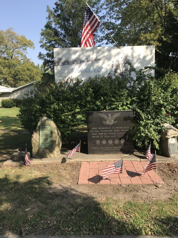 Grant Park Veterans Memorial