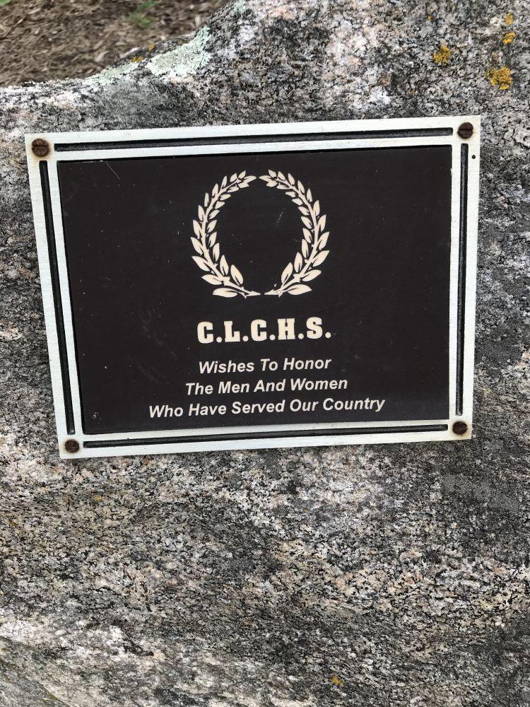 C.L.C.H.S. Memorial, Crystal Lake, Illinois
