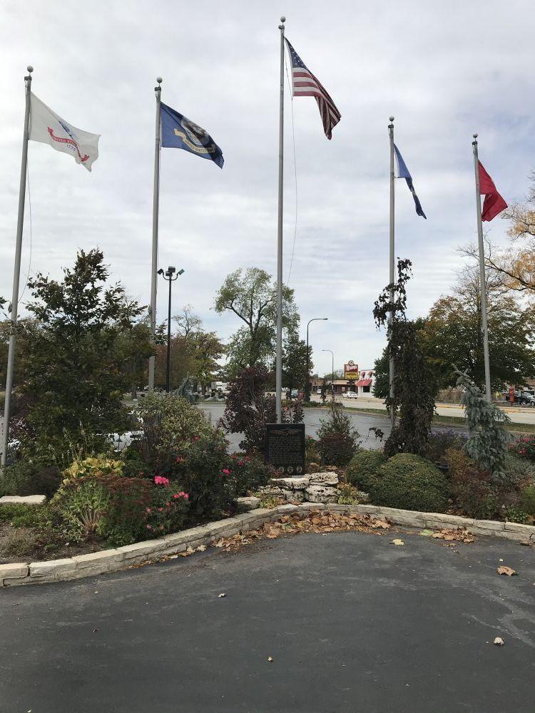 Hursen Memorial to Korea and Vietnam Veterans