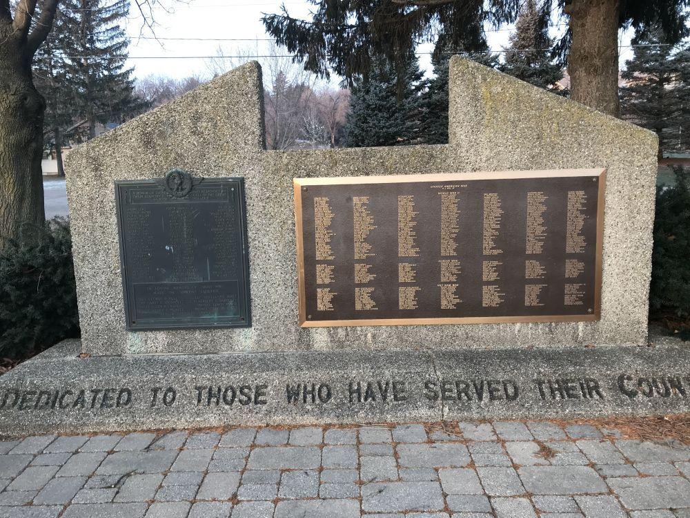 Genoa City Veterans Memorial
