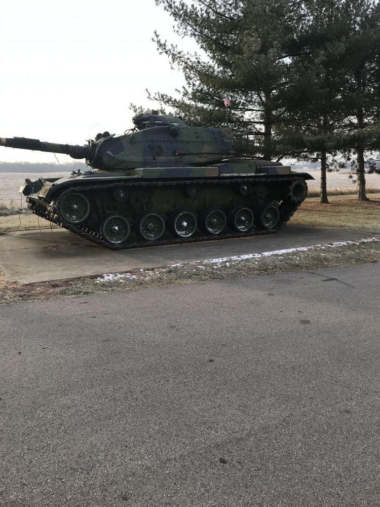 Veterans Memorial, Wayside Park, Kansasville, Wisconsin