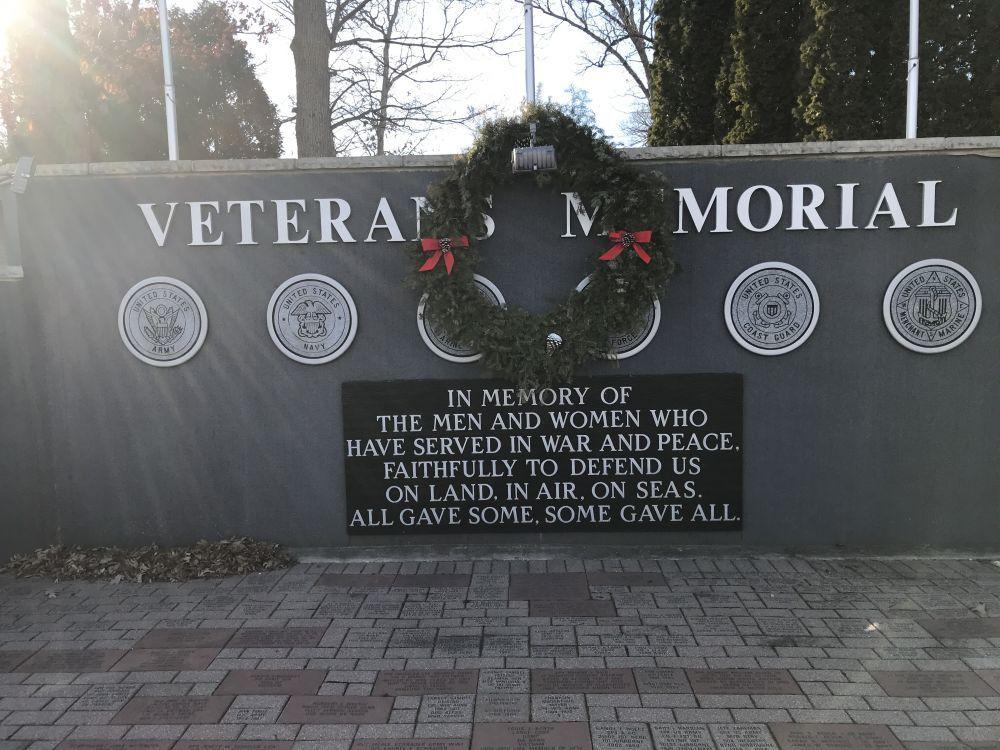 Veterans Memorial, Waterford, Wisconsin
