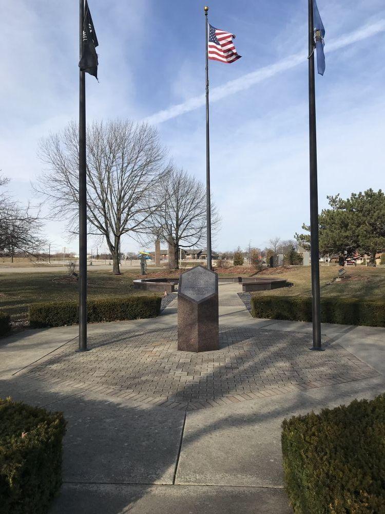 Racine Veterans Memorial, Racine, Wisconsin