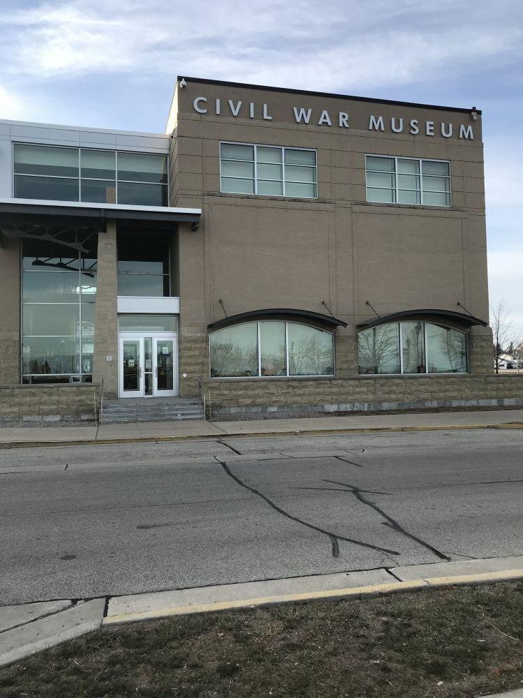 Civil War Museum, Kenosha, Wisconsin