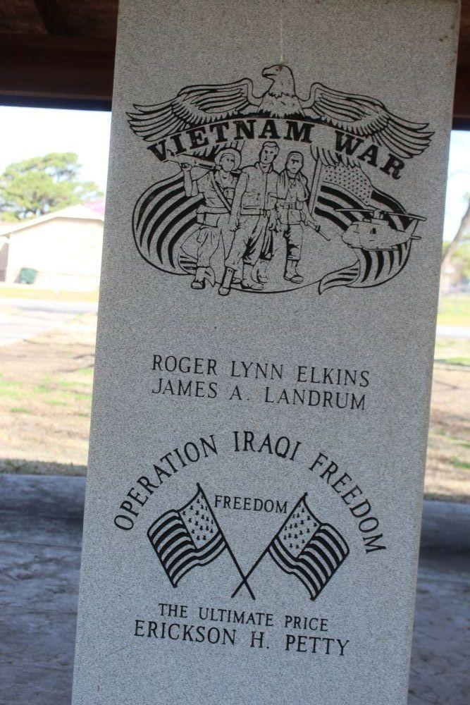 Robert Langston Memorial