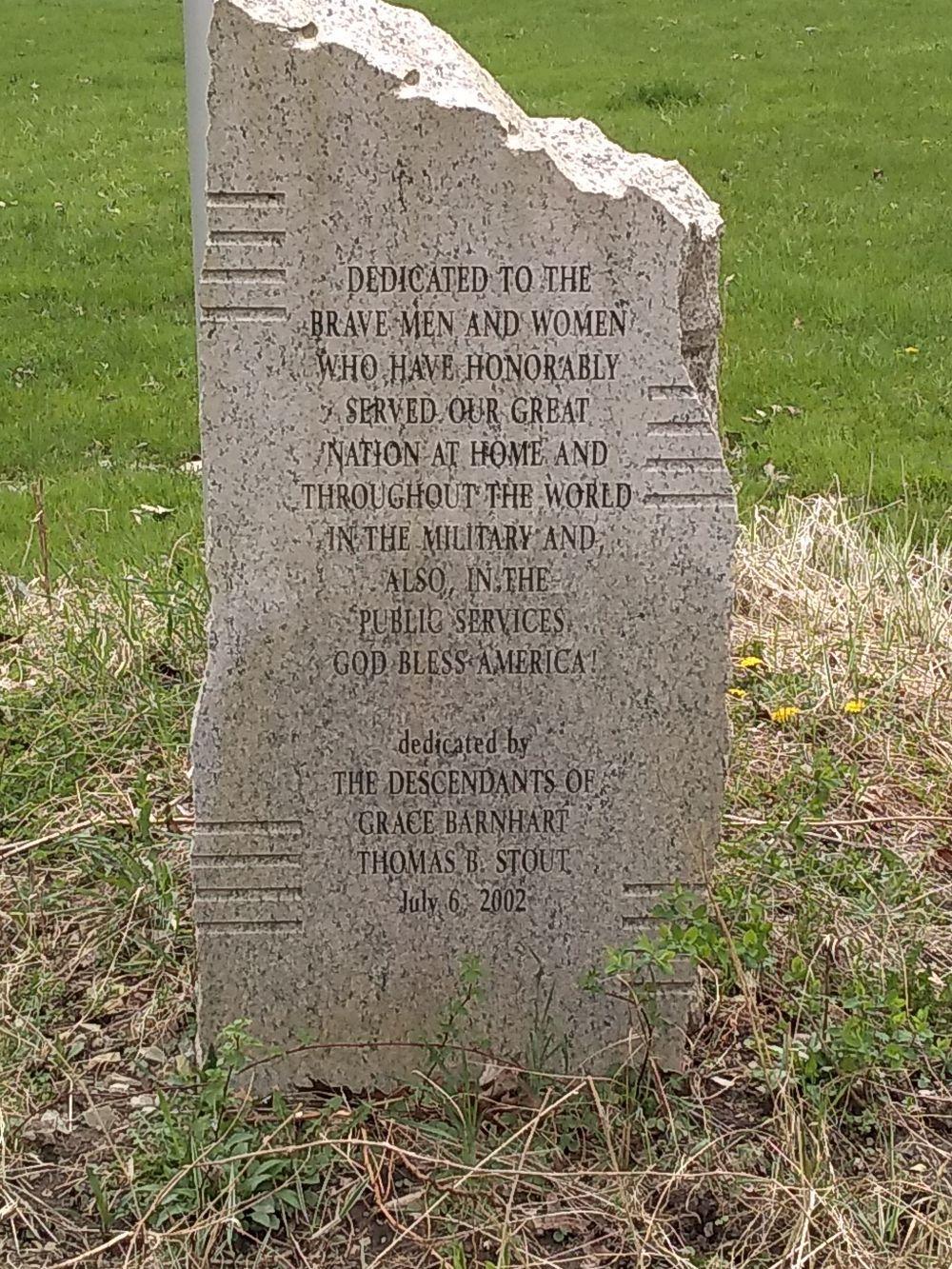 Veterans Memorial, Pennsylvania