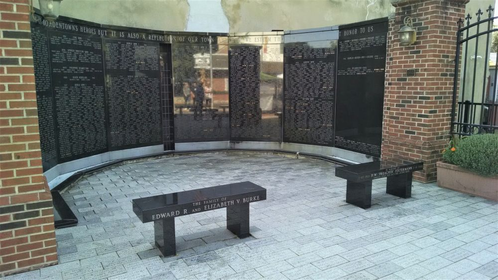 Bordentown Veterans Memorial