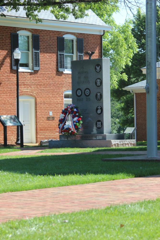 Veterans' Monument