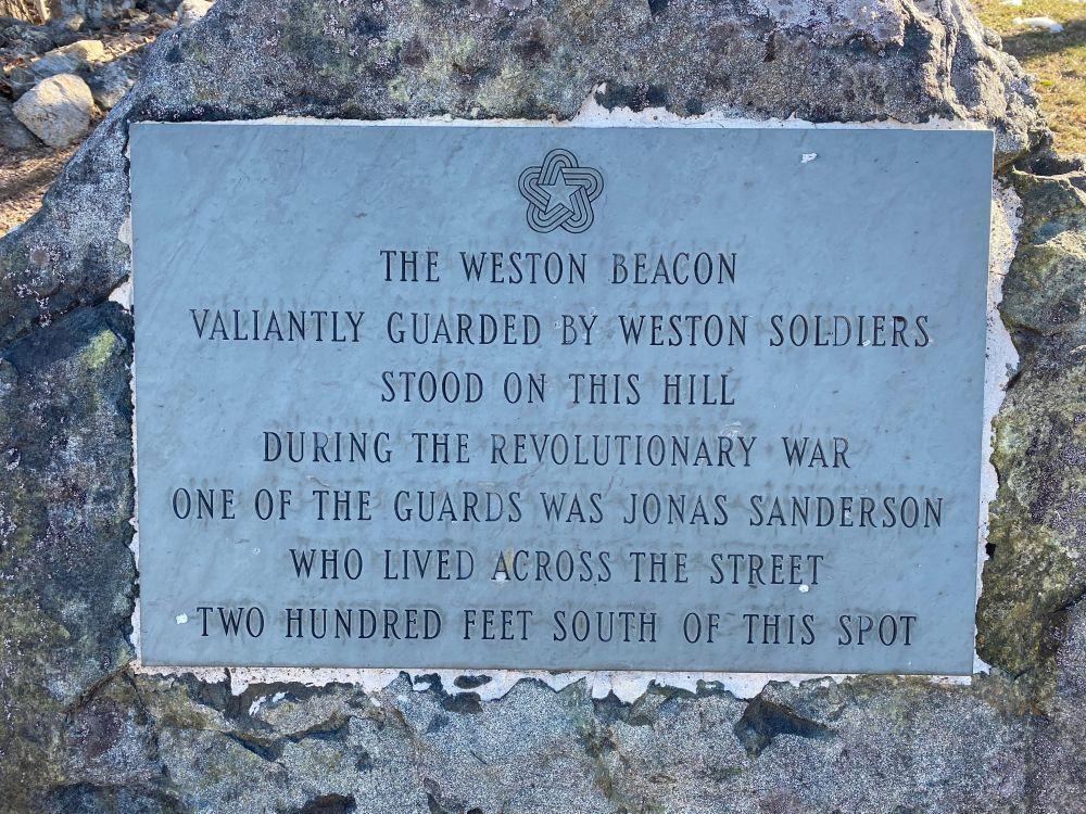 Weston Beacon's Revolutionary Guards