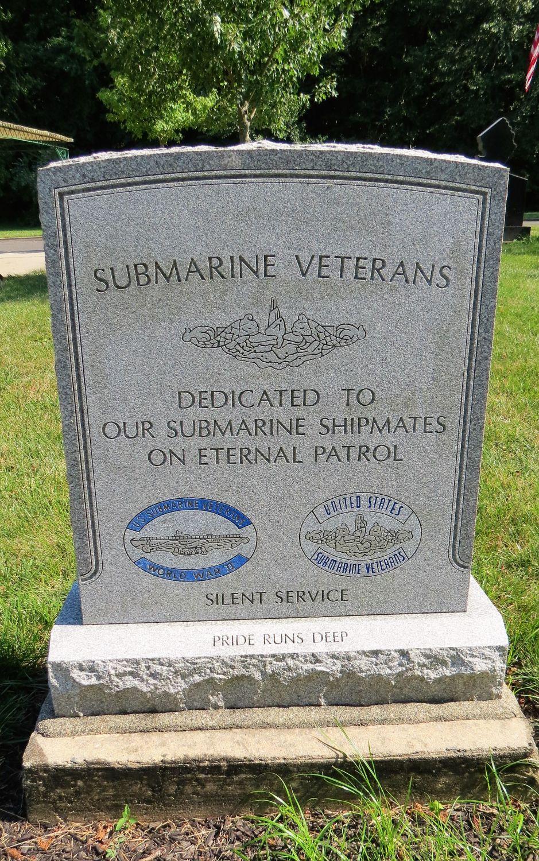 Submarine Veterans Memorial, Wrightstown, New Jersey