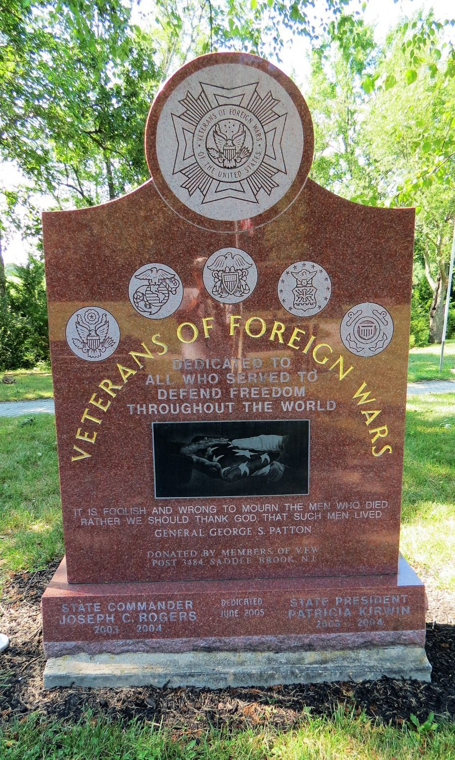 Veterans of Foreign Wars, Wrightstown, New Jersey