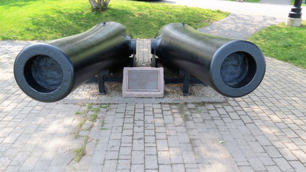 Veterans Memorial, Bar Harbor, Maine