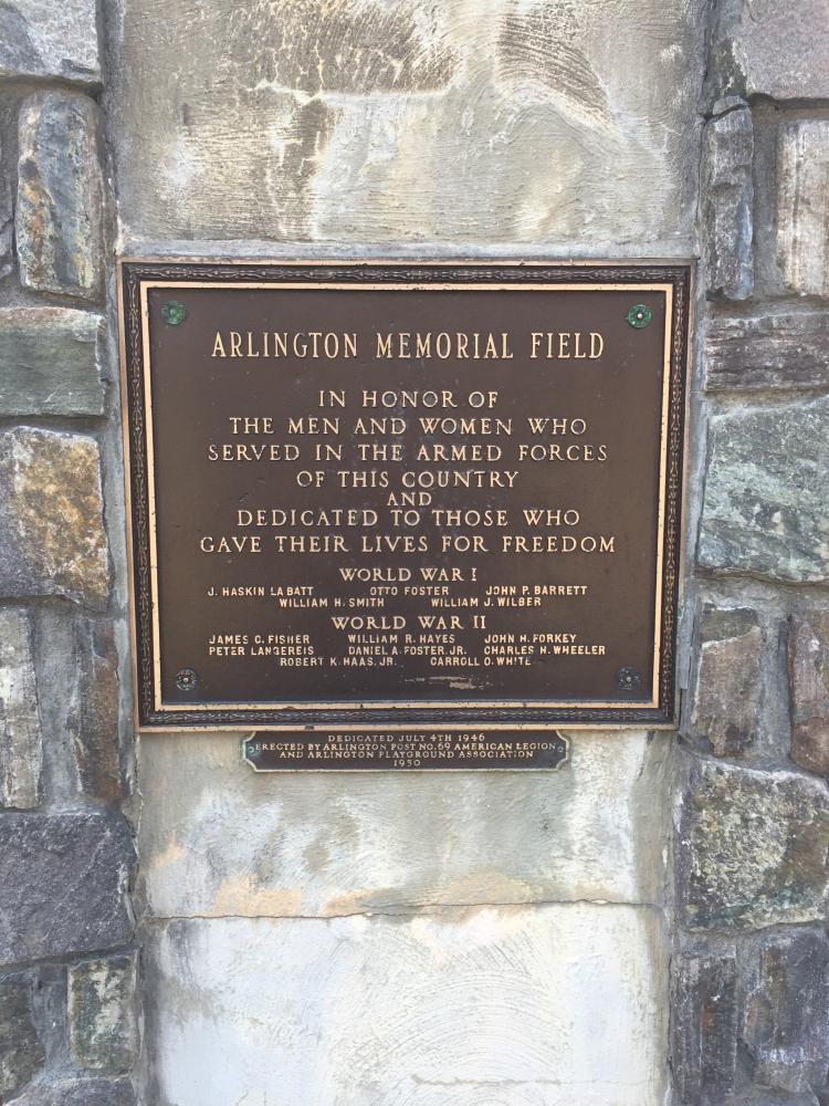 Arlington Memorial Field