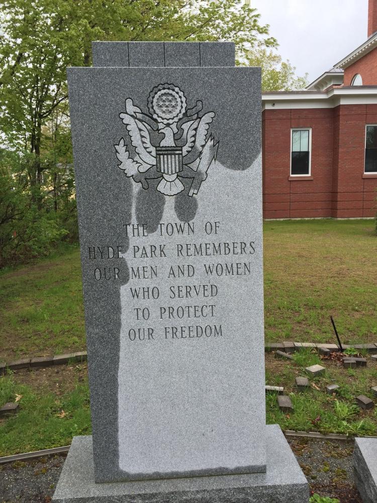 Hyde Park Veterans Memorial