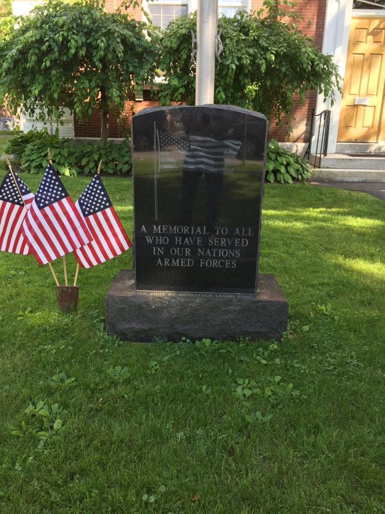 Woodstock Veterans Memorial