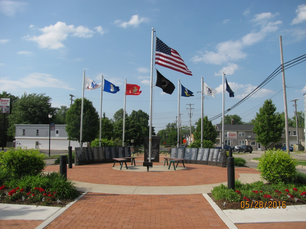 Clinton County Veterans Memorial